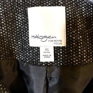 Halogen Jackets & Coats - Asymmetrical moto styled blazer